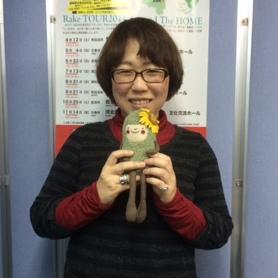 RealVOICE 2014.12.3 新柵ひろ子 さん