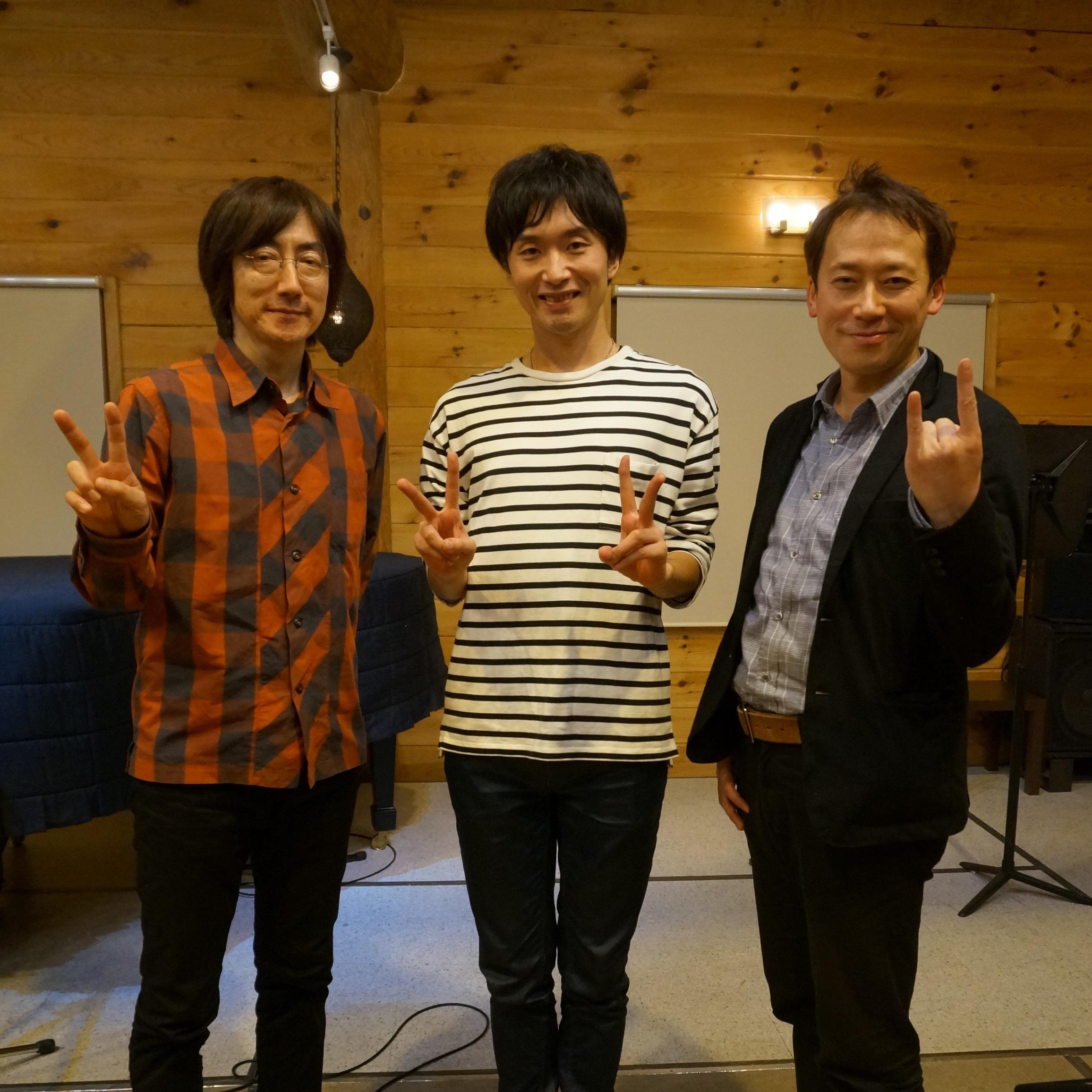 RealVOICE 2015.11.4 伊東洋平さん(シンガーソングライター) 佐藤達哉さん(キーボーディスト)