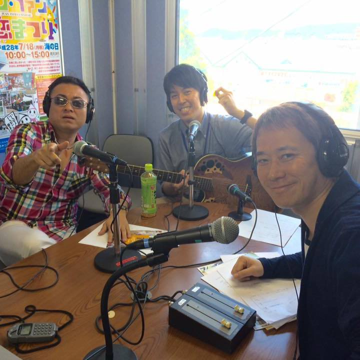 RealVOICE 2016.6.29  Leo Sasakiさん & 横山 真一郎さん