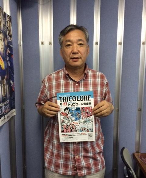 RealVOICE 2017.8.16 鈴木正敏 さん